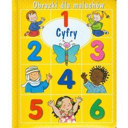Cyfry. Obrazki dla maluchów (opr. kartonowa)