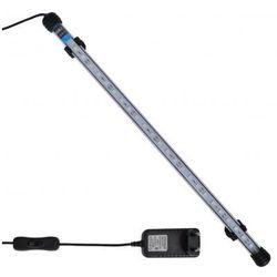 Niebieska lampa LED do akwarium 48 cm Zapisz się do naszego Newslettera i odbierz voucher 20 PLN na zakupy w VidaXL!