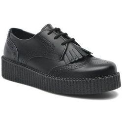Buty sznurowane Ippon Vintage London gulf Damskie Czarne Dostawa 2 do 3 dni