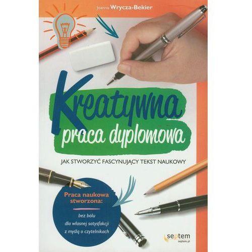 Kreatywna praca dyplomowa (opr. miękka)