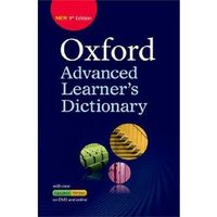 Oxford Advanced Learner's Dictionary 9E + DVD-ROM + Online Access Code (opr. twarda)