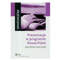 Prezentacje w programie PowerPoint