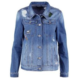 Missguided Kurtka jeansowa blue