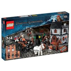 Lego PIRATES Ucieczka z londynu - of the caribbean (piraci z karaibów) 4193