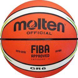 Piłka do koszykówki Molten GR-YG RIO 2016 replika