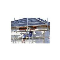 Foto naklejka samoprzylepna 100 x 100 cm - Styropian w domu