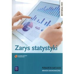 Zarys statystyki Podręcznik do nauki zawodu (opr. miękka)