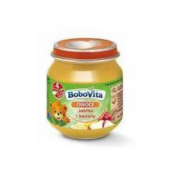 BoboVita Deserek jabłka z delikatnym bananem 125 g