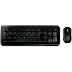 Microsoft Wireless Desktop 850 PY9-00015, bezprzewodowa klawiatura i myszka