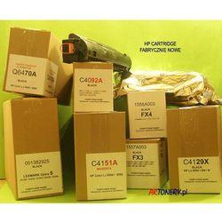 Toner cartridge HP Q2670A, COLOR LASERJET 3500, 3700, czarny, FABRYCZNIE NOWY ; bez opakowania; DOBRA CENA