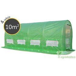 Namiot foliowy metalowy 2x5m - Transport GRATIS!