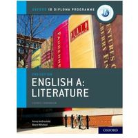 Oxford IB Diploma Programme: IB English A: Literature Course Book