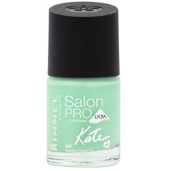 Rimmel London Salon Pro Kate lakier do paznokci 12 ml dla kobiet 241 Green Dragon