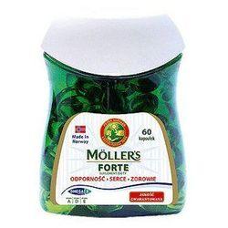 TRAN MOLLERS Forte x 60 kapsułek
