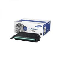 Samsung oryginalny toner CLP-K660B, black, 5500s, Samsung CLP-610, 660D, 660ND