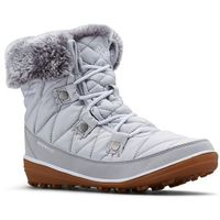 COLUMBIA buty damskie Heavenly Shorty Omni-Heat Grey Ice White 37,5