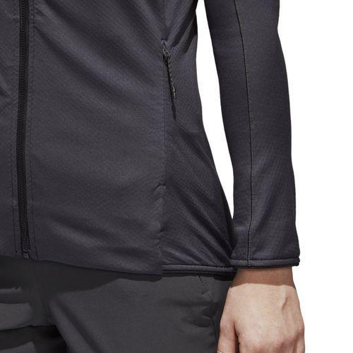 Bluza z kapturem z polaru adidas W CG2421 porównaj zanim