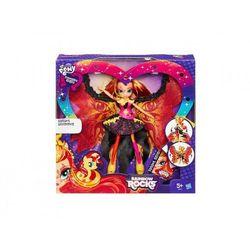 Lalka HASBRO My Little Pony EQ Girls Sunset Shimmer B1041 WB4