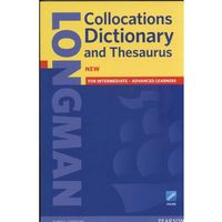 Longman. Collocations Dictionary and Thesaurus (opr. miękka)