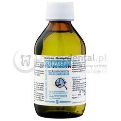 CURASEPT ADS 205 200ml - płyn do płukania jamy ustnej z chlorheksydyną 0.05% i dodatkiem fluoru