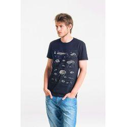 BUGS - Koszulka Męska T-shirt CZARNY