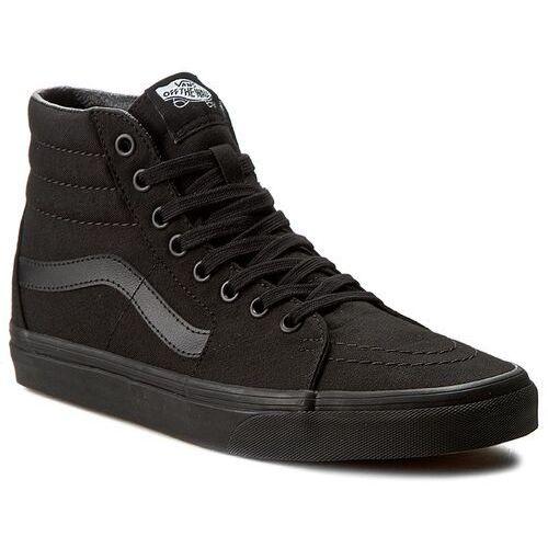 Sneakersy VANS Sk8 Hi VN000TS9BJ4 BlackBlackBlack