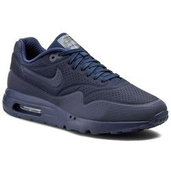 Buty NIKE - Air Max 1 Ultra Moire 705297 404 Midnight Navy/Mid Navy/Blk