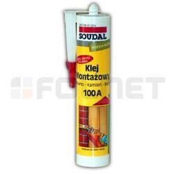 Neoprenowy klej montażowy Soudal 100A