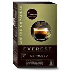 Zuiano EVEREST 10 kapsułek do Nespresso