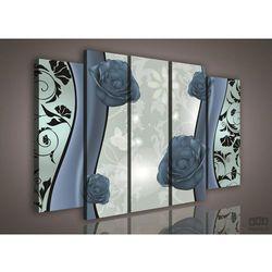 Obraz Niebieskie róże PS932S12