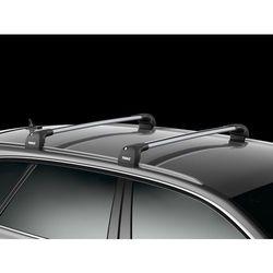 Bagażnik do BMW X3 5d (F25) od 2010- dachowy Thule Wingbar Edge 9595, kit 4023
