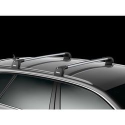 Bagażnik do BMW X3 5d (F25) od 2010- dachowy Thule Wingbar Edge 9595, kit 4023