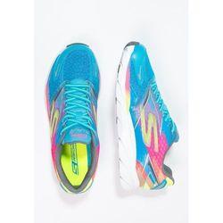 Skechers Performance GO RUN RIDE 4 Obuwie do biegania Amortyzacja turquoise/multicolor