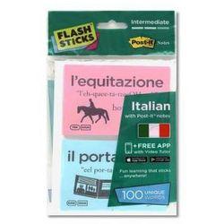 Flashsticks Italian Intermediate Starter Pack