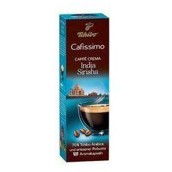 Tchibo Cafissimo Caffe Crema India Sirisha 10x8g