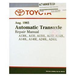 A140, A240 Książka techniczna asb Toyota