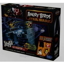 Jenga Angry Birds Star Wars The Fighter