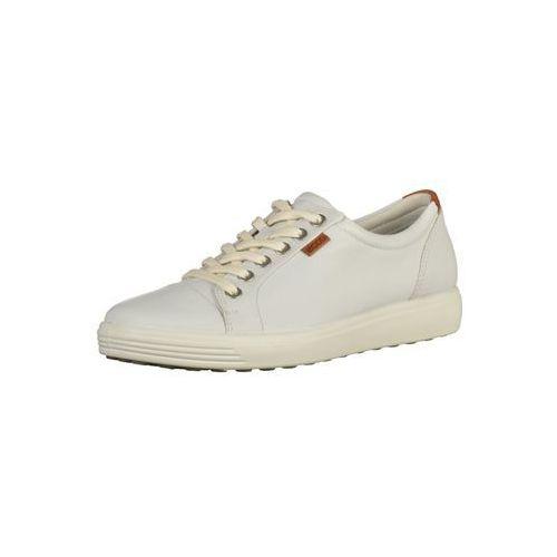 01a312a5 Ecco damskie Soft 7 Ladies Sneakers - biały - 40 EU - porównaj zanim ...