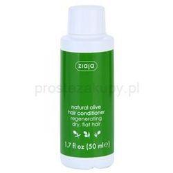 Ziaja Natural Olive odżywka regenerująca + do każdego zamówienia upominek.