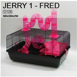 Inter-Zoo klatka dla chomików Jerry I Fred