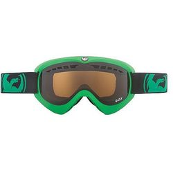 okulary Dragon DX - Pop Green/Jet/Amber