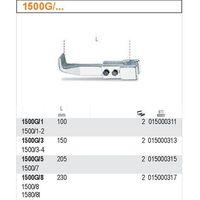 KOMPLET RAMION (2 SZTUKI) DO ŚCIĄGACZA 1500/8, MODEL 1500G/8