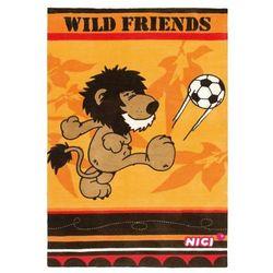 Dywan Wild Friends