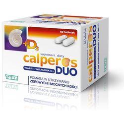 Calperos Duo D3 60 tabl.