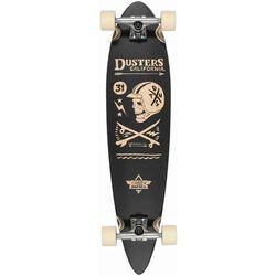 longboard DUSTERS - Moto Longboard 37Inch Black (BLK) rozmiar: 37