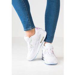 Nike Sportswear AIR MAX 90 PREMIUM Tenisówki i Trampki white/blue tint