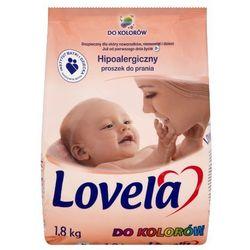 LOVELA 1,8kg Kolor Proszek do prania dla dzieci (11 prań)
