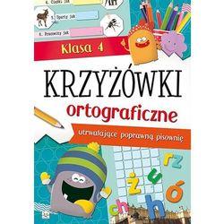 KRZYZOWKI ORTOGRAFICZNE KL.4-AKSJOMAT (opr. broszurowa)