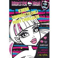Monster High. Księga zombiastycznej mody i makijażu (opr. broszurowa)