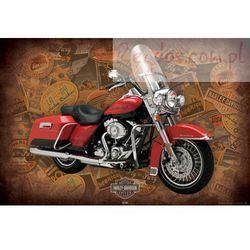 Harley Davidson Król Szos - plakat